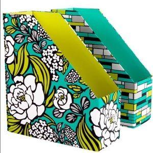 Vera Bradley Island Blooms Bookkeeper Files